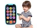 interaktywny TELEFON dla maluszka w j. polskim Wiek dziecka 12 m +