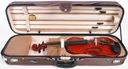 Futerał skrzypcowy skrzypce DeLux 4/4 M-case Beż Rozmiar 4/4