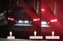 1Super Moc żarówki LED P21/4W BAZ15d 2100lm CANBUS Zastosowanie światła mijania światła stopu