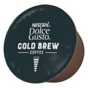 Nestle Nescafe Dolce Gusto Cold Brew 12 kapsułek Waga 116 g
