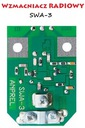 Antena RADIOWA DIPOL DL-1 RUZ B PM WZMACNIACZ +10M Kod producenta 1/RUZ/PM-B/88-108/S