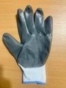Rękawiczki rękawice robocze NITRYLOWE moc 09 12PAR Marka inna
