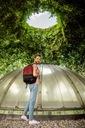 BETLEWSKI plecak podróżny młodzieżowy męski duży Waga (z opakowaniem) 0.58 kg