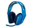 Słuchawki bezprzewodowe Logitech G733 LED Blue