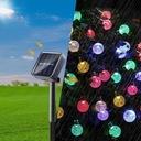 Girlanda solarna LED lampki ogrodowe kulki solarne Liczba punktów światła 41 - 50