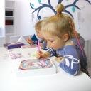 Obrazek La Manuli JEDNOROŻEC z koralików Wiek dziecka 6 lat +