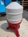 Automatyczne poidło dla drobiu, kur, 30 L EAN 8010213977176