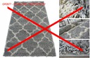 MIĘKKI DYWAN SHAGGY 5cm 80x150 9 KOLORÓW + GRATIS Kod produktu Dywan123