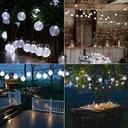 Lampki Solarne Ogrodowe Żarówka Lampa 30 LED 6.5 M EAN 053742579266