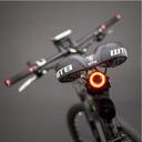 LAMPKA LED STOP DO ROWERU E-BIKE EBIKE AUTOMAT Model STOP-LED