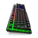 KRUX Klawiatura gamingowa - Solar RGB Typ klawiatury membranowa