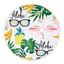 Ręcznik plażowy okrągły pareo BOHO