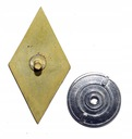 Odznaka Of. Szkoła Inżynieryjna Zjazd 1969-2019 Oryginał oryginał