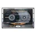 Maxell XL II 90 kaseta 91 Liczba sztuk 3 szt.