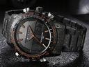 NAVIFORCE Zegarek męski bransoleta - 6 kolorów Rodzaj analogowo - cyfrowe