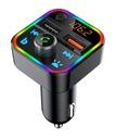 Transmiter FM BLOW ładowarka USB QC RGB bluetooth EAN 5900804117834