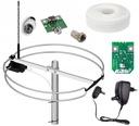 Antena RADIOWA DIPOL DL-1 RUZ B PM WZMACNIACZ +10M