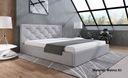 Łóżko Tapicerowane Stelaż 180 pojemnik BOB LIMA 4 Rozmiar 180x200