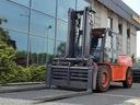 Lonking LG 100DT 10T wózek widłowy 10 ton Kabina