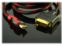 = SUPER KABEL ADAPTER HDMI DVI 1.5m DVI-D FULL HD Kod producenta KHDV