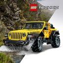 LEGO TECHNIC Jeep Wrangler 42122 Bohater inny