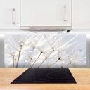Panel szklany do kuchni Mniszek Roślina 125x50 Marka Tulup
