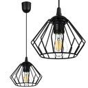 LAMPA WISZĄCA SUFITOWA ŻYRANDOL BRYLANT LED