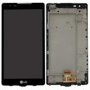 LG X POWER K220 WYŚWIETLACZ LCD EKRAN RAMKA CZARNY Marka LG