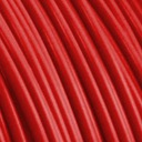 Filament Fiberlogy HD PLA Red / Czerwony 1,75 1.75 Kolor czerwony