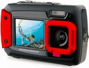 WODOODPORNY APARAT CYFROWY 14MPX 2x LCD + GRATIS Marka inna