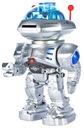 ZDALNIE STEROWANY ROBOT STRZELAJĄCY KRĄŻKAMI Materiał Pianka Plastik