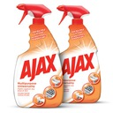 AJAX UNIWERSALNY spray do czyszczenia 2x750 ml