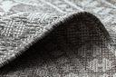 Dywan SIZAL LOFT koło 160 ROMBY taupe #DEV1161 Materiał wykonania polipropylen