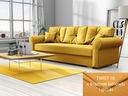 Kanapa LION Skandynawska Sofa Rozkładana Wersalka Głębokość mebla 85 cm