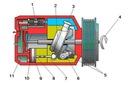 компрессор кондиционера 3m5h-19d629-gc testowany                                                                                                                                                                                                                                                                                                                                                                                                                                                                                                                                                                                                                                                                                                                                                                                                                                                                   11, mini-фото
