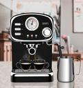 Ciśnieniowy Ekspres do kawy Yoer 1100W 15bar 10kaw Ciśnienie 15 bar