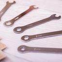 Walizka drewniana skrzynka + narzędzia dla dzieci Wiek dziecka 8 lat +