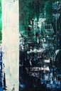 Obraz olej na płótnie abstrakcja100x70 Format poziomy