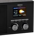 RADIO KUCHENNE INTERNETOWE WIEŻA DAB WiFI AUX LCD Model CR 1180