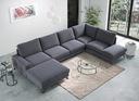 Flavio – U-form TOP Sofa Meble Katowice Roździeń Wysokość mebla 91 cm