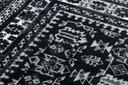 DYWAN VINTAGE 120x170 ORNAMENT czarny krem #B846 Materiał wykonania polipropylen