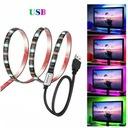 TAŚMA TV LAMPA LED RGB USB LEDY ZAROWKA 4M ZAROWKI Moc 25 W