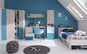 кровать молодежные дети Кровать Planet PL14