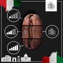 Kawa Ziarnista LA STORIA d'ORO 1kg ŚWIEŻO PALONA Wielkość opakowania (g) 1000 g