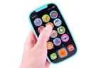 interaktywny TELEFON dla maluszka w j. polskim Materiał Plastik