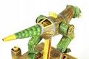 Model do składania Dinozaur maszyna z papieru Bohater brak