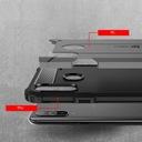 PANCERNE Etui DIRECTLAB do Samsung Galaxy A20s Kolor czarny