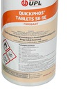 таблетки Яд, Средство от кротов QUICKPHOS 56 GE