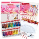 Zestaw farby akrylowe Talens ArtCreation 24x12ml