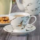 VILLA ITALIA MARMO Serwis do kawy herbaty na 6os Marka VILLA ITALIA